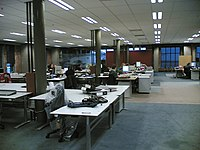 Terrific Office Wikipedia Largest Home Design Picture Inspirations Pitcheantrous