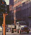 Trafiksignal Klara västra kyrkogata 1964.jpg
