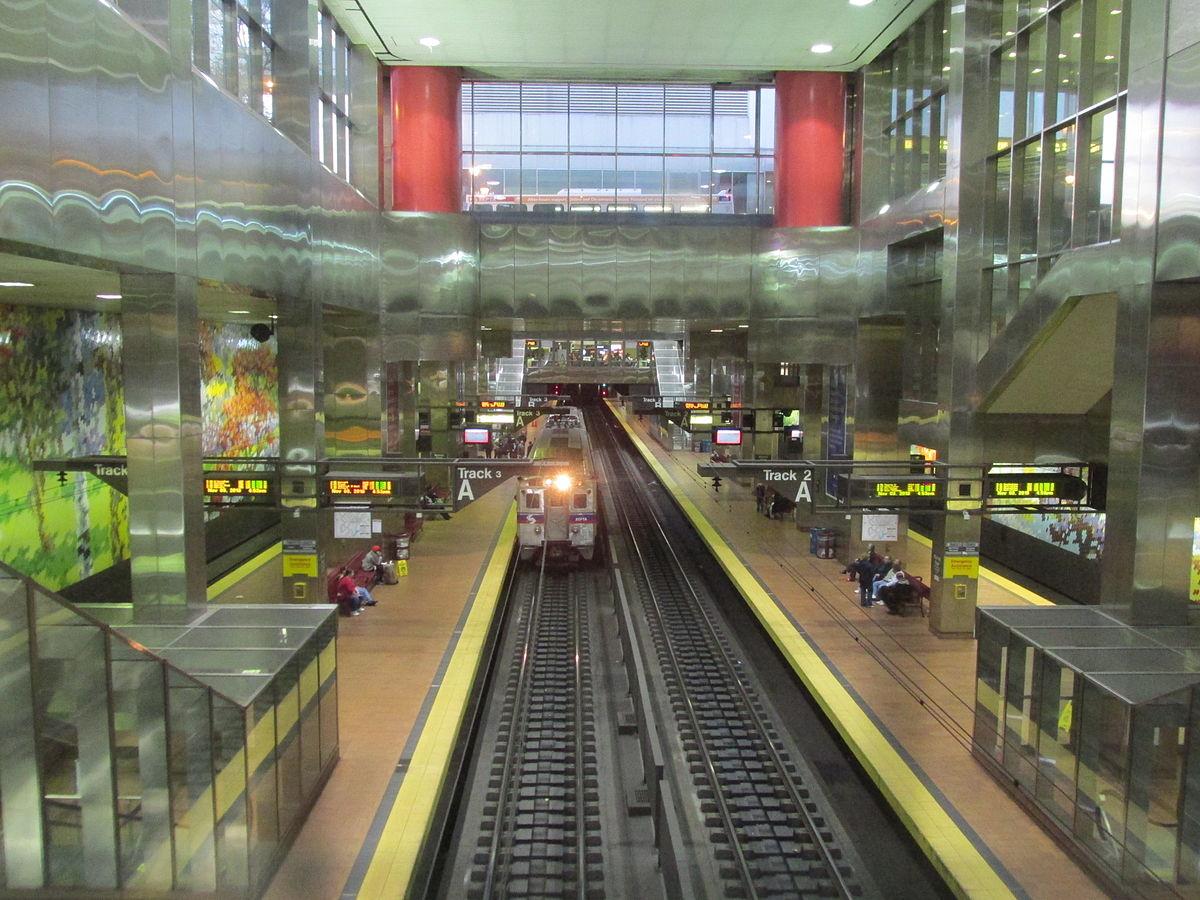 Center City Commuter Connection