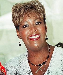 Tramaine Hawkins American gospel singer