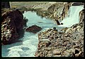 Trans Jordan. River Yarmuk, the waterfall LOC matpc.22912.jpg