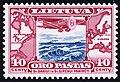 Transatlantinio skrydzio laida 1934.jpg