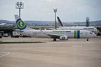 F-GZHD - B738 - Transavia France
