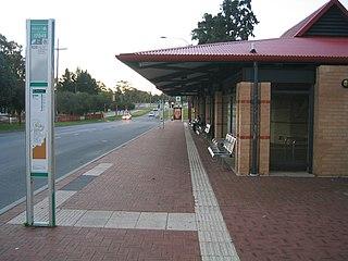 Kwinana bus station