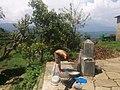 Trekking from Pokhara to Panchase (37732975035).jpg