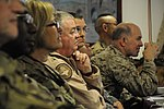 Tri-Service surgeons general visit, deployed healthcare in Afghanistan 130417-A-TD077-019.jpg