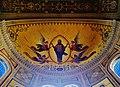 Trieste Tempio serbo-ortodosse della Santissima Trinità e di San Spiridone Innen Abside Süd 3.jpg
