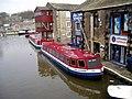 Trip boats at Skipton - geograph.org.uk - 873013.jpg