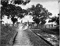 Tropenmuseum Royal Tropical Institute Objectnumber 60008841 De ingang van het leprozencomplex van.jpg