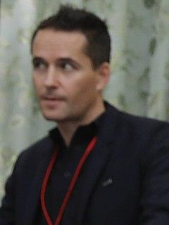 Troy de Haas Australian orienteer