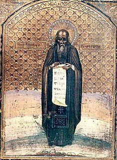 Tryphon of Pechenga Russian saint
