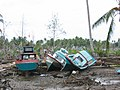 Tsunami 2004 aftermath. Aceh, Indonesia, 2005. Photo- AusAID (10730596435).jpg