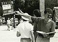 Tugo Štiglic na snemanju filma Poletje v školjki.jpg
