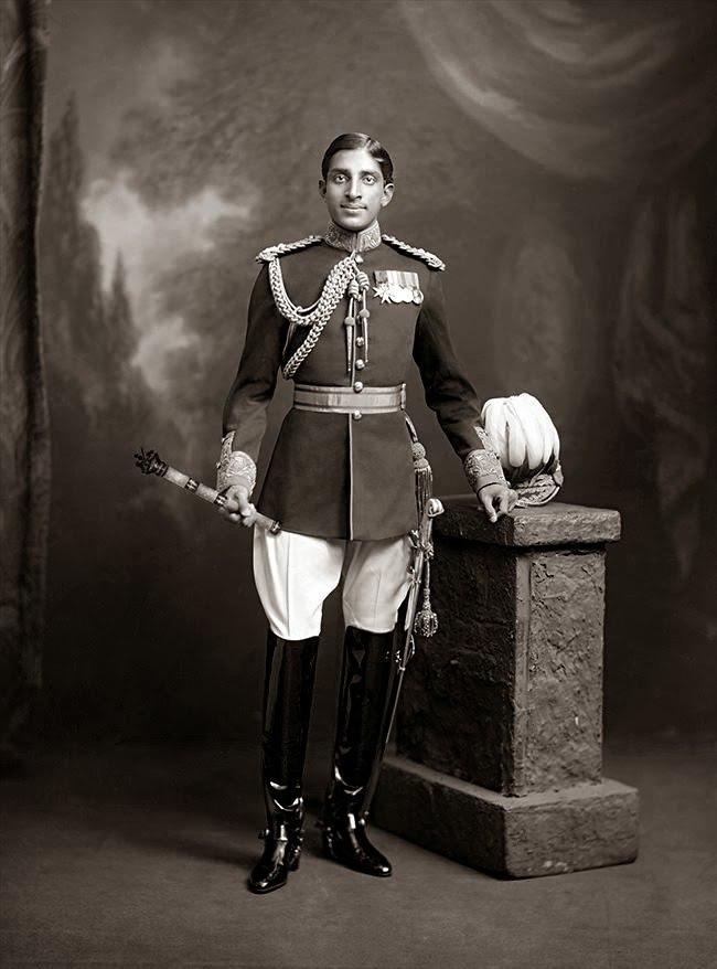 Tukojirao III Maharaja Holkar of Indore