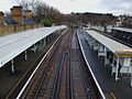 Tulse Hill stn Thameslink high northbound.JPG