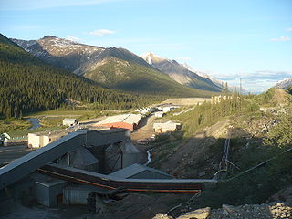 Tungsten, Northwest Territories human settlement