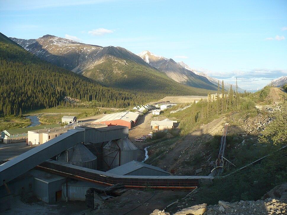 Tungsten, Northwest Territories