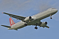 TC-JRP - A321 - Turkish Airlines