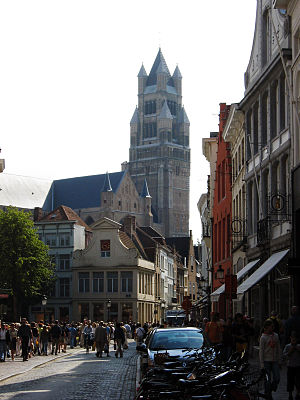 Roman Catholic Diocese of Bruges - St. Salvator's Cathedral in Bruges