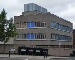 Wah-Wah (song) - Part of Twickenham Film Studios, in south-west London