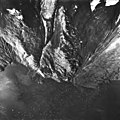 Tyeen Glacier, terminus of mountain glacier and glacial remnents, August 12, 1980 (GLACIERS 5957).jpg