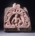Tympanum with Kubera, the God of Riches LACMA M.87.274.jpg