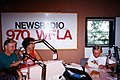 U.S. Senator Bob Graham working as a radio co-host at WFLA Radio - Tampa, Florida.jpg