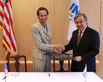 U.S. and UNHCR Sign Their 2010-2011 Framework ...