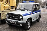 UAZ Hunter at Interpolitex 2010.jpg