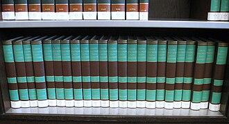 Grote Spectrum Encyclopedie - Encyclopedia of Spectrum