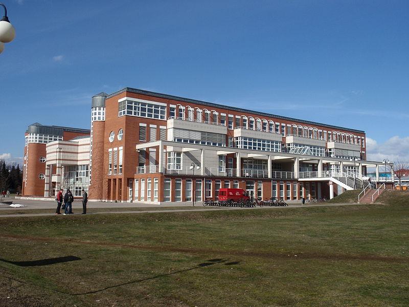 Foto místa - UHK - budova A