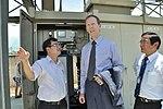 USAID Mission Director visits Danang University of Technology (9314295624).jpg