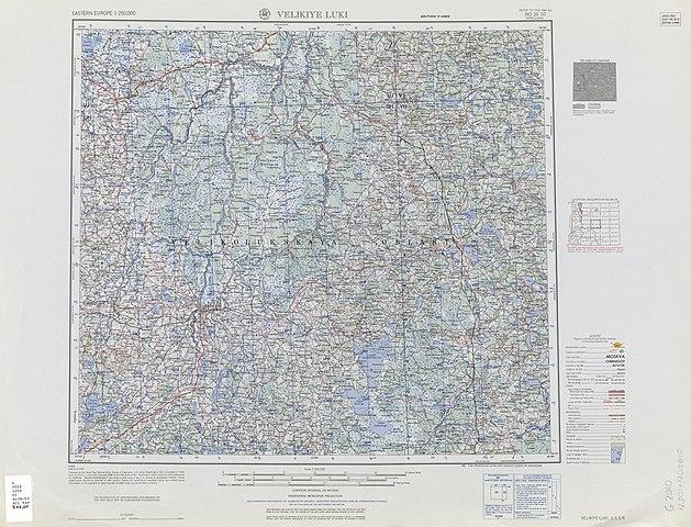 FileUSSR Map NO Velikiye Lukijpg Wikimedia Commons - Velikiye luki map