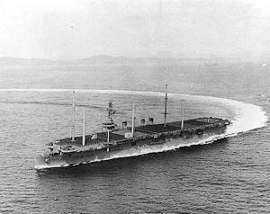 USS Saipan (CVL-48) - USS Arlington (AGMR-2), 1967.