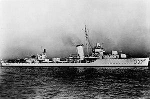 USS Benham (DD-397)