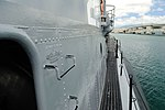 USS Bowfin - Narrow walkway (6158000886).jpg