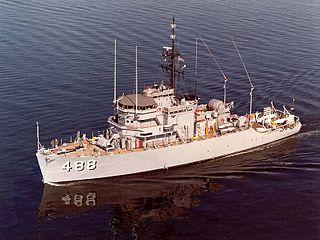 USS <i>Conquest</i> (AM-488)