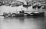 USS John F. Kennedy (CVA-67) after launch in May 1967.jpg