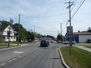 U.S. Route 62 in New York - US 62 through Hamburg