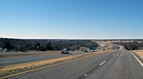 US 84 in Woodway, Texas.jpg