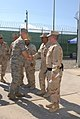 US Navy 091027-A-0285B-039 Gen. Douglas Frasergreets Joint Task Force Guantanamo detention facility camp leaders.jpg