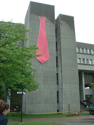 University of Waterloo Faculty of Mathematics - The Pink Tie