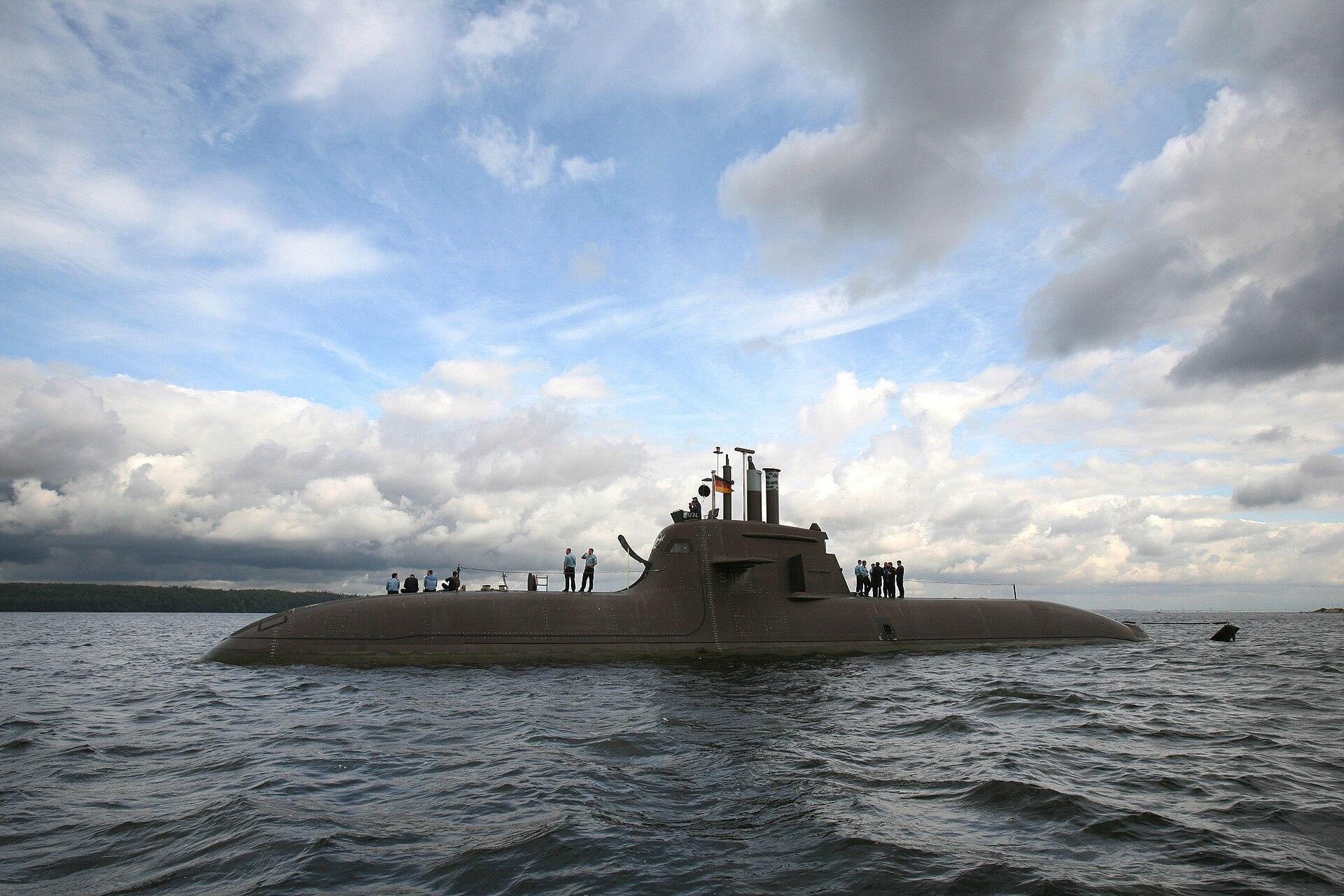 Submarino U-34 (S184) - Wikipedia, la enciclopedia libre