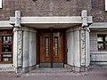 Uitbreiding stadhuis Amsterdam, Oudezijds Voorburgwal 197-199 foto 1.jpg