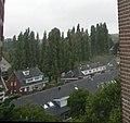 Uitzicht uit rechter toren Kruiskerk - panoramio - Han Jongeneel (3).jpg