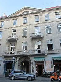 Ulica Bracka w Krakowie - Dom nr 6.jpg