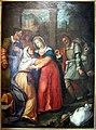 Ulisse Giocchi, Visitazione della Vergine, decorava l'altar maggiore della chiesa della Compagnia (Pelago).jpg