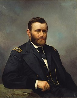 Historical reputation of Ulysses S. Grant