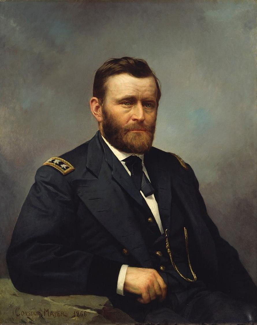 Ulysses S Grant-Constant Mayer