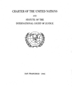 Charter of the United Nations treaty